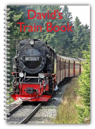 Train Log Books